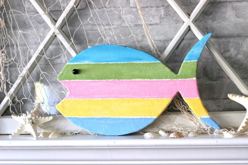 Foam Pallet Fish