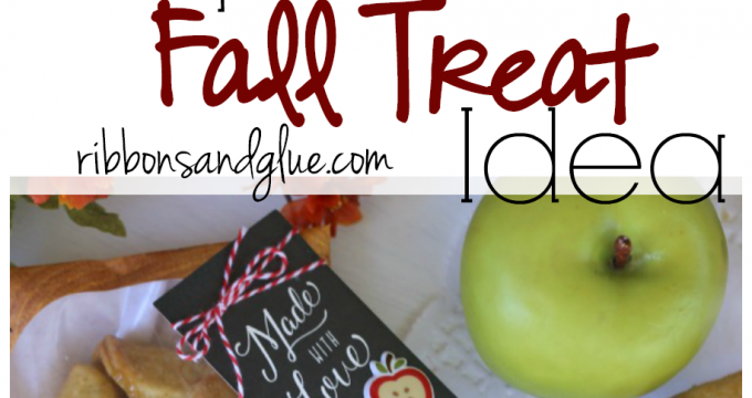 Fall Treat Cookie Bags