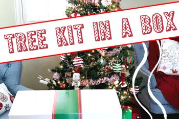 Santa and His Elves Christmas Tree